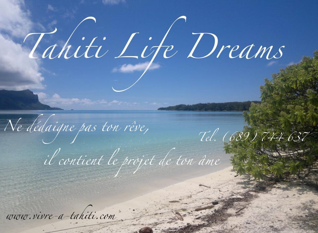 Tahiti Life Dreams
